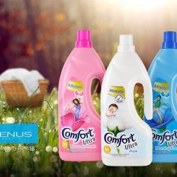 [VENUS BEAUTY] New in E-Shop: Comfort Ultra Concentrated Fabric Conditioner 1.8L carton sales! Get Fresh and Fragrant clothes for up