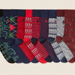 [Jack Wills] Up your sock game for 2017! Get up to 50% off (& further reductions) in our end of season sale, now