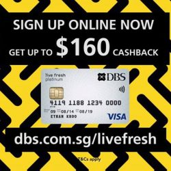 [DBS Bank] DBS Live Fresh is the Official Festival Card for St Jerome's Laneway Festival in Singapore! Enjoy cardmember benefits, exclusive