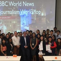 [StarHub] Big thanks to BBC News for hosting our StarHub Youths, we had a blast today! And congrats to our two