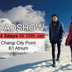 [Universal Traveller] LAST 3days of our Roadshow in Changi City Point!!!!Do not miss the chance for our amazing sales up to
