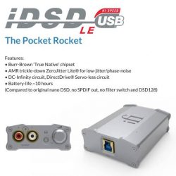 [Stereo] Introducing nano iDSD Light Edition(LE), the newest entry-level portable DAC/Headphone amp from iFi Audio. This small but