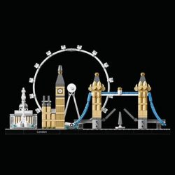 [The Brick Shop] Capture the architectural essence of London with this magnificent set that brings together the iconic National Gallery, Nelson's Column,