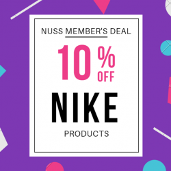 [NUSS Guild House] Get a healthy start to the year with fitness products! Members, grab your 10% discount: https://goo.gl/uLhg6x