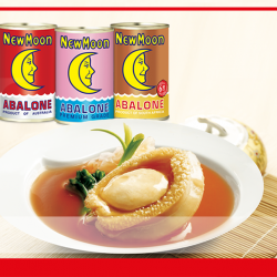 [OCBC ATM] Treat yourself this New Year with S$8 off any New Moon Abalone Set you purchase with your OCBC Plus!