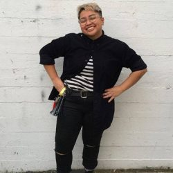 [Dr Martens] Meet Renee, Aesthetics and Politics student and employee at our Studio City, CA store. Get to know her and other