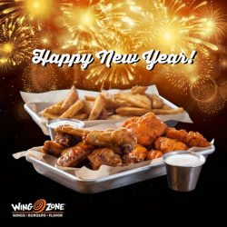 "[Wing Zone Singapore] Happy New Year, everyone! What are your resolutions for 2017? (Besides ""Visit Wing Zone more often"", of course 😉)Share with"