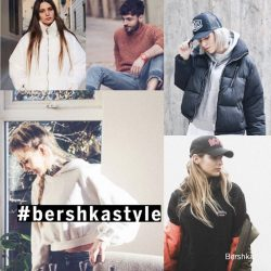 [Bershka] CONGRATULATIONS! Here's our top 5 #bershkastyle this month!You have got 10% discount for your next purchase at Bershka!