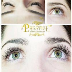 [The Prestige Eyebrow & Lash Specialist] CHRISTMAS SPECIAL CRYSTAL GLITTER EYELASH EXTENSION. ONE GLITTER LASH - $2. KOREAN EYELASH EXTENSION PROMO $68 FOR ANY LASH. *1st time
