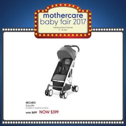 [Mothercare] Looking for a baby stroller? We have the best rides in the house! Choose the stroller that best fit your