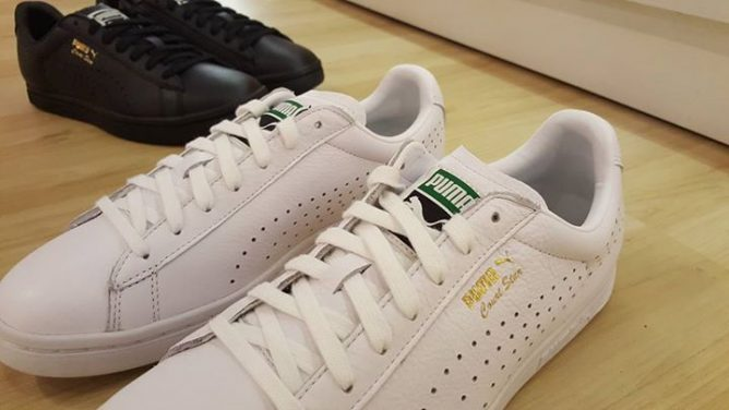 Limited Edt] Puma Court Star NM With