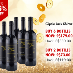 [The Oaks Cellars] SHOP NOW!Gipsie Jack Shiraz 2014Exclusively Online For A Limited Time Only!http://bit.ly/2ilSTT9#theOaksCellars #redwine #Aussiewine #