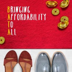 [Bata Shoe Singapore] The savvy you know how to save and still be able to fulfill your shoe shopping desire in this new