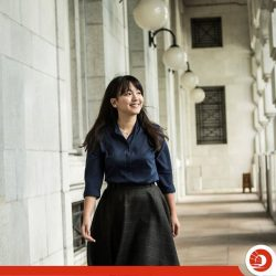 [OCBC ATM] Meet Pei Qin, who works with us in Trade Finance Operations.According to Pei Qin, one of the interesting aspects
