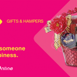 [NTUC FairPrice] Pamper your loved ones, friends, and business partners with bountiful hampers this CNY, and let us send your well wishes