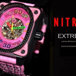 [TVG] TVG, Where addiction starts.. Bringing forth statement timepieces for the demanding youNitron Cranium. Limited 10 pieces worldwide.Nitron Extreme