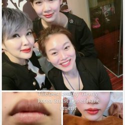[THE BEST BEAUTY CENTRE] The best beauty newly korea 3mist lips enhancement ,the natural colour will more younger and sexy look!(3 to go