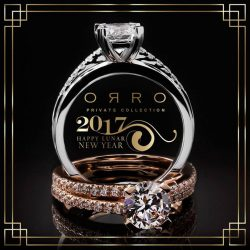 [ORRO Jewellery] This Lunar New Year, ORRO wishes everyone a happy and prosperous year ahead in the year of the Rooster. Gong