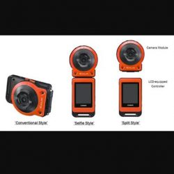 [E-Gadget Mini] Looking for a cheaper option action cameras with great/apps features? Casio FR10, store all your adventurous holidays and vacations