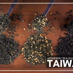 [Each A Cup] Did You Know? Taiwan is the only major tea producer to evaluate all three aspects of tea experience when grading:
