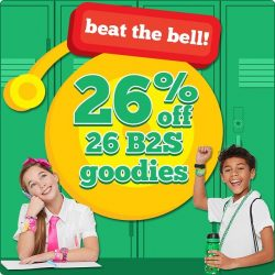 [Smiggle] haven't stocked up on B2S goodies yet? not to worry! this ripper deal has your list sorted! from awesome