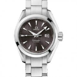 [All Watches] Omega Ladies Seamaster Aqua Terra Quartz. #Omega #Allwatches #allwatchesalwayswithyou