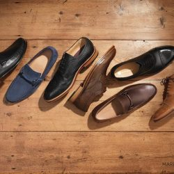 [Marks & Spencer] Good shoes take you good places. Enjoy 28% OFF all Men's Footwear and get a pair of new shoes