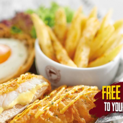 [The Manhattan FISH MARKET Singapore] Enjoy FREE DELIVERY today! Simply order a minimum of $18 to enjoy!