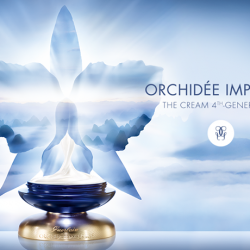 [Guerlain] Eleven years after its launch, Orchidée Impériale has been reinvented to offer the best of Guerlain's research.