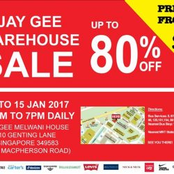 [Holland Barret] See you tomorrow at Jay Gee Melwani House, 10 Genting Lane, Singapore 349583...for a great promotion and time.