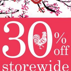 [Stoneage Collection] This Chinese New Year, come down to Stoneage Collection to enjoy our storewide 30% discount for all items!* (Libyan tektites