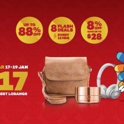 [Lazada Singapore] Huat are you waiting for! Chinese New Year Sale on Lazada is on from 17 to 19 January! Shop the