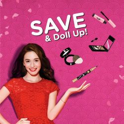 [Watsons Singapore] Enjoy $3 Off with every min. nett spend of $28 on Any Cosmetics products. Discount is on top of existing