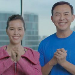 [POSB Autolobby] Usher in more prosperity and learn how simple it is to go cash free from Zoe and Bryan this Chinese