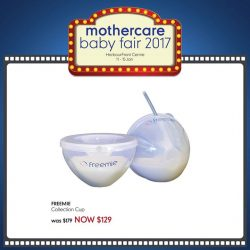 [Mothercare] What's a better time to stock up on all your feeding and home necessities than at Mothercare Baby Fair