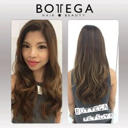 [BOTTEGA hair & beauty ] Can't decide between two equally beautiful hair colors? If they complement each other why not try the Ombre look!