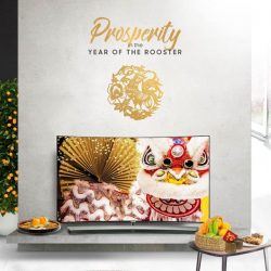 [Samsung Singapore] Usher in this Lunar New Year with a brand new Samsung TV & catch up on the favourite shows with your