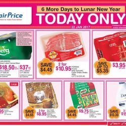 [NTUC FairPrice] Who's ready for LNY steamboat? 🙋🏻 Grab some beer, cola and shabu shabu meat to prep for the occasion and #