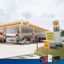 [UOB ATM] Enjoy up to 20.8%* savings on your fuel purchases with UOB cards at Shell! Terms and conditions apply. *Visit