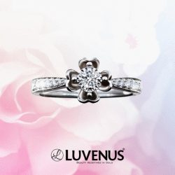 [Luvenus] They say beauty is in the eye of the beholder. Experience the true beauty and authenticity of our finest diamond