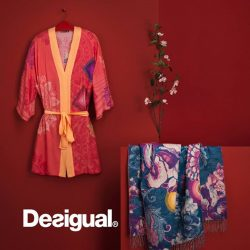[Desigual] Sensaciones que se notan 🏡 - We're feeling it 🏡 ➡ http://desigual.me/SalesAW16