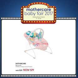 [Mothercare] Enjoy GREAT SAVINGS on quality nursery & beddings this Baby Fair! From cots to the mattresses and beddings, you'll find