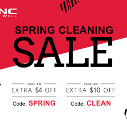 [GNC Live Well Singapore] Psst, we're having an online-exclusive Spring Cleaning Weekend SALE!From 21 - 23 Jan 2017, enjoy an extra $4