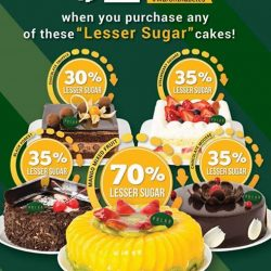 [Polar Puffs & Cakes Singapore] Kick start a healthier journey with this good deal! Enjoy $2 off from your purchase when you buy any of