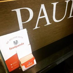 """[PAUL] Get $15 off your first order with #paulsg on foodpanda if you are a new customer! Just use the code """""""