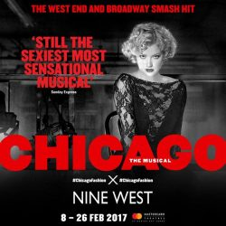 [Nine West Singapore] If theater is your religion, and the Broadway musical is your particular sect, it's time to rejoice! CHICAGO The