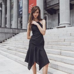 [MDSCollections] Seranza dress in Black now at $24.95 | #mdscollectionsLast 2 hours for 20% off storewide at mdscollections.com. Grab