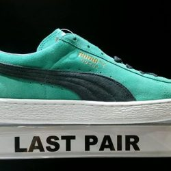 [Limited Edt] Puma Suede Classic+, UK 11 Retail: $109, Discounted: $59 Last pair deal, additional 15% off.