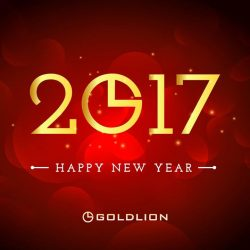 [Goldlion] New year is the time to bid farewell to the old and welcome the new. May each day of the
