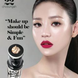 [Sasa Singapore] We're running low on stocks for Chosungah22 C&T Blender Fresh Mix and that's only because its flawless